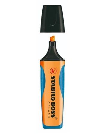 10 Stabilo BOSS splash oranje 75/54