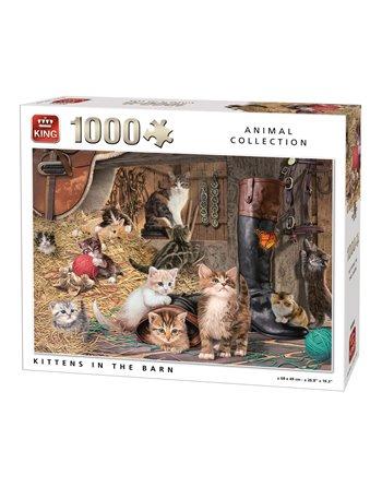 King puzzel 1000 st. 05700