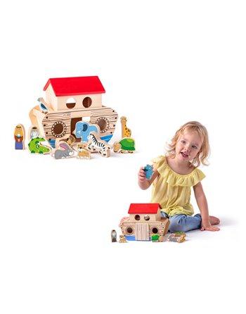 Woody Ark van Noah 13 delig 90917