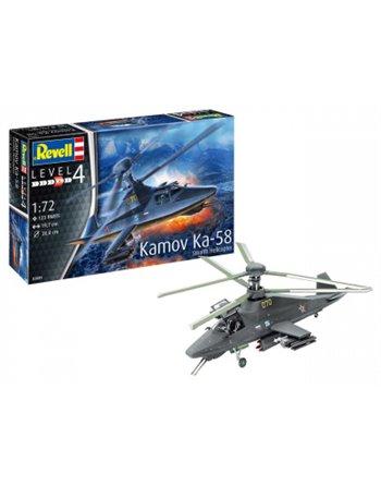 Model Set Kamov Ka-58 Stealth 63889