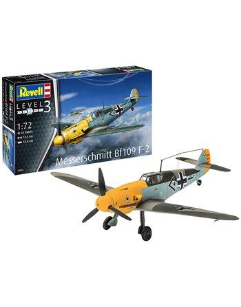Model Set Messerschmitt Bf109 F-2 63893