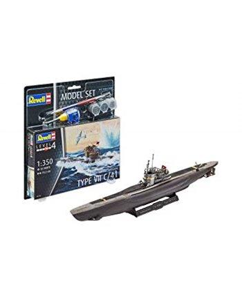 Model Set German Submarine 65154